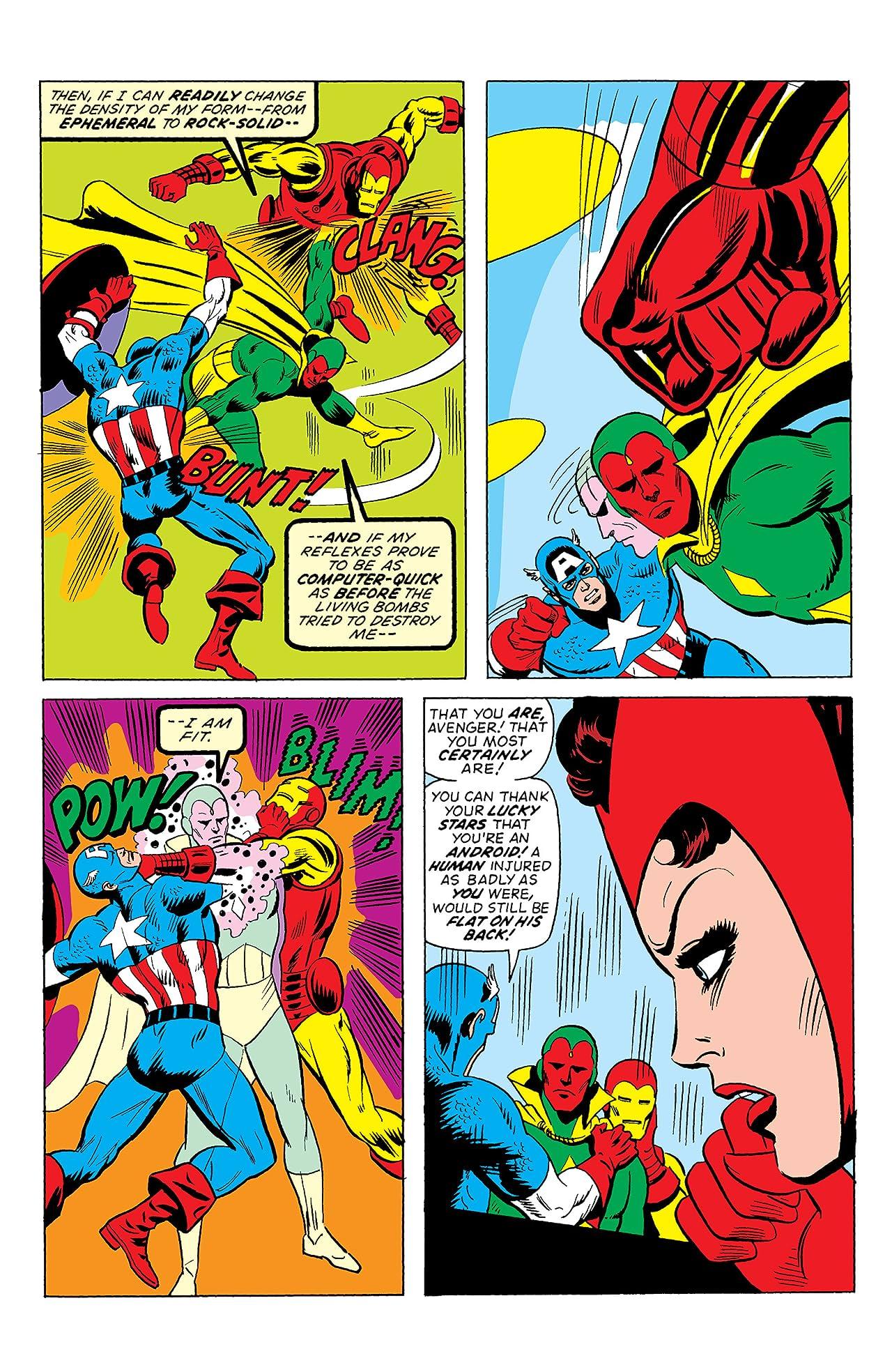 Avengers (1963-1996) #114