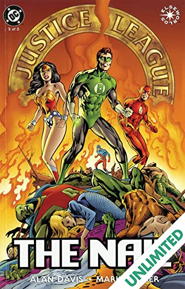 Justice League: The Nail #2 (of 3)