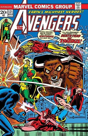 Avengers (1963-1996) #121