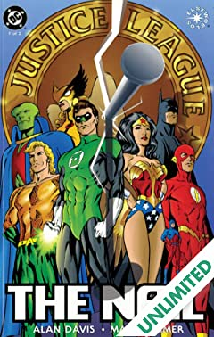Justice League: The Nail #1 (of 3)