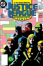 Justice League International (1987-1989) #7