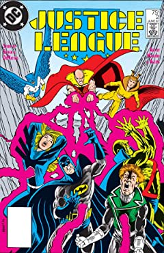 Justice League (1987-1996) No.2