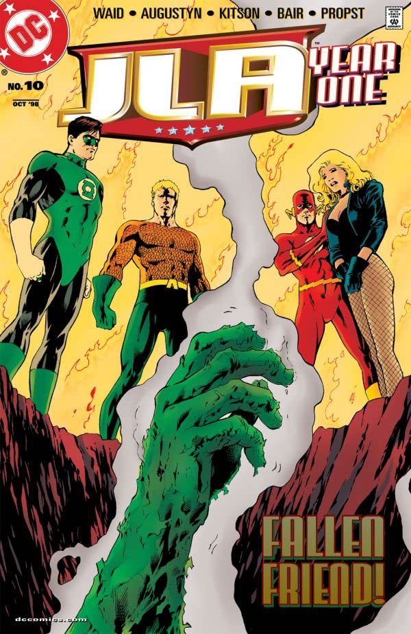 JLA Year One #10 (of 12)