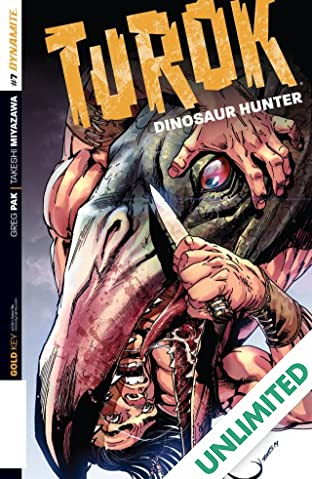 Turok: Dinosaur Hunter #7: Digital Exclusive Edition