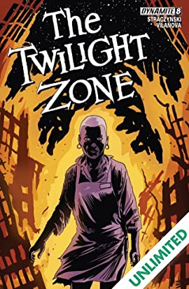 The Twilight Zone #8: Digital Exclusive Edition