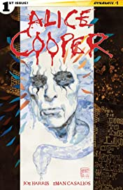 Alice Cooper #1: Digital Exclusive Edition