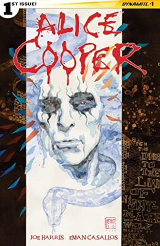 Alice Cooper No.1: Digital Exclusive Edition