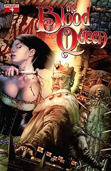 The Blood Queen #4: Digital Exclusive Edition