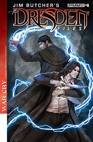 Jim Butcher's The Dresden Files: War Cry #4 (of 5): Digital Exclusive Edition