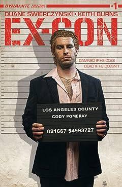 Ex-Con #1: Digital Exclusive Edition