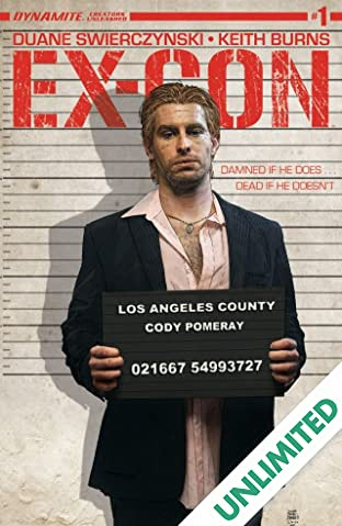 Ex-Con #1: Digital Exclusive Edition