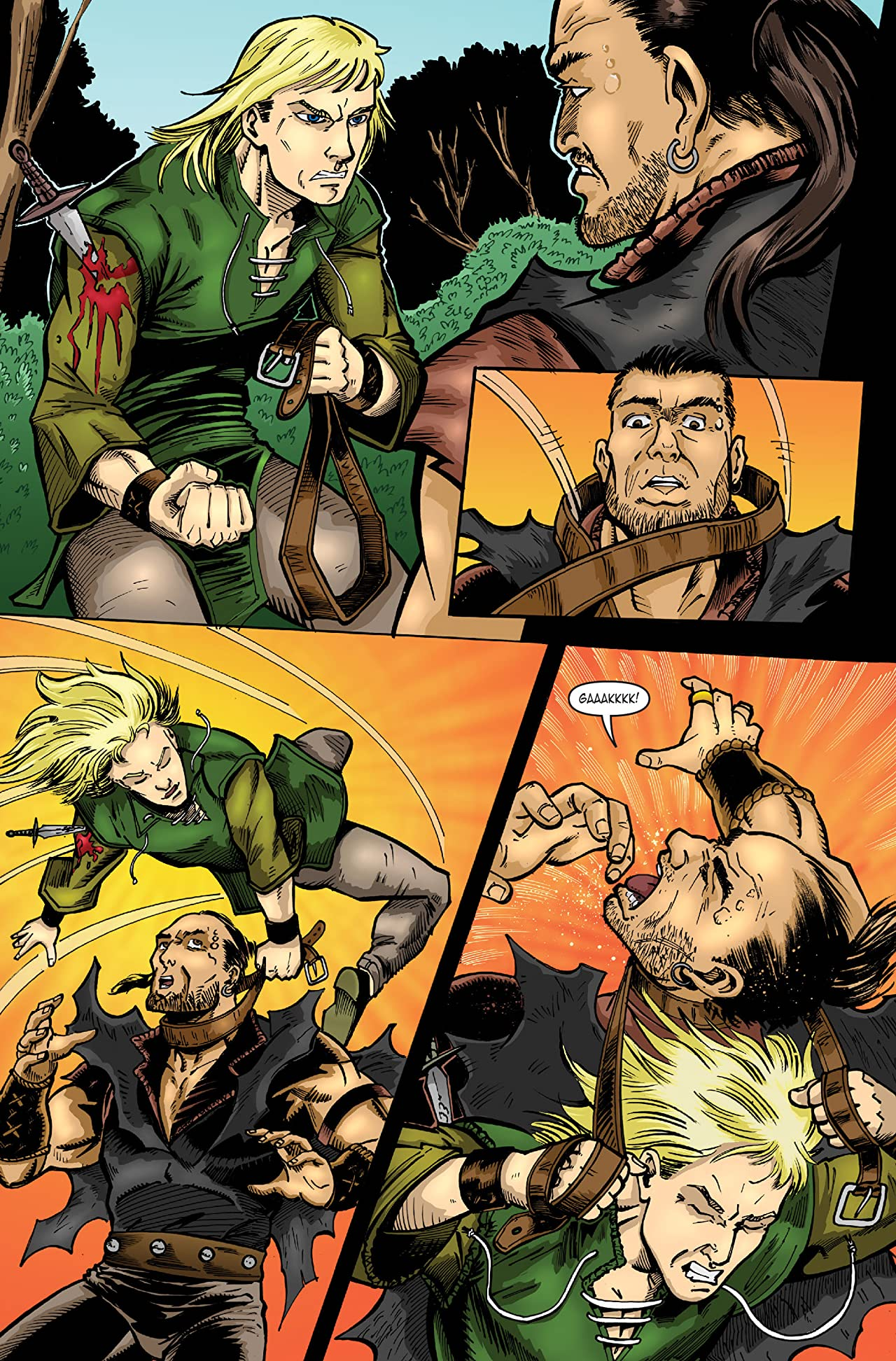 Robin the Hood #4