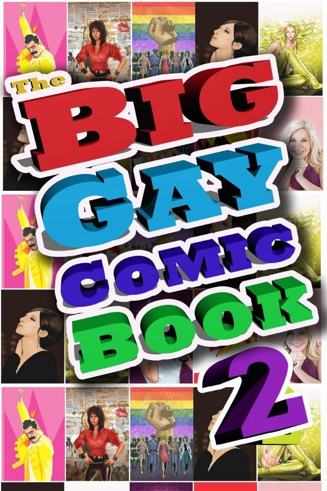 The Big Gay Comic Book Vol. 2