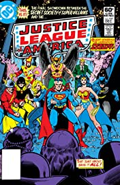 Justice League of America (1960-1987) #197