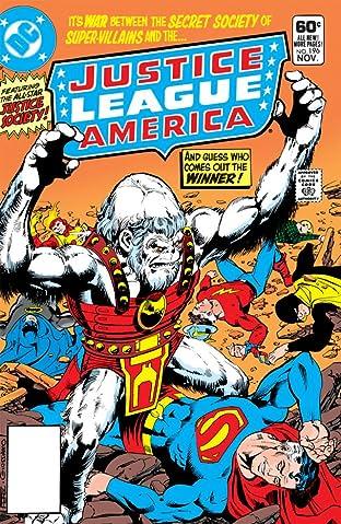 Justice League of America (1960-1987) #196