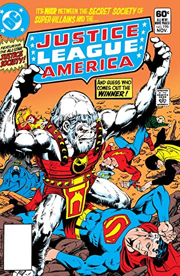 Justice League of America (1960-1987) #196