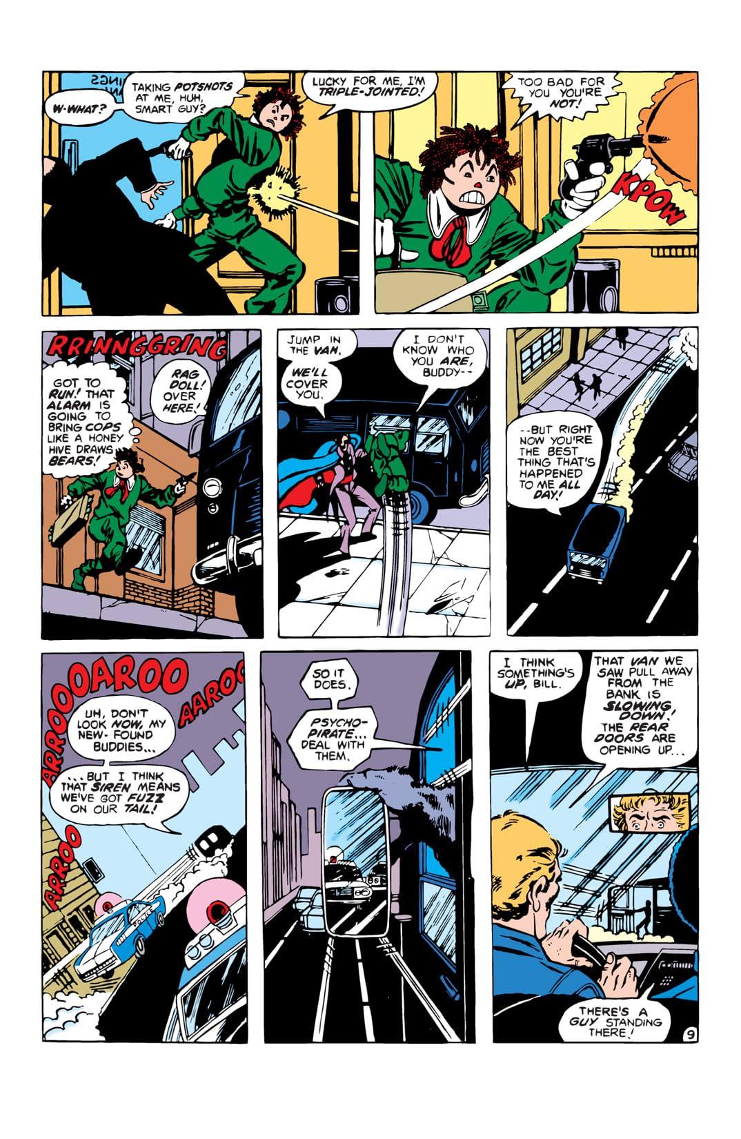 Justice League of America (1960-1987) #195