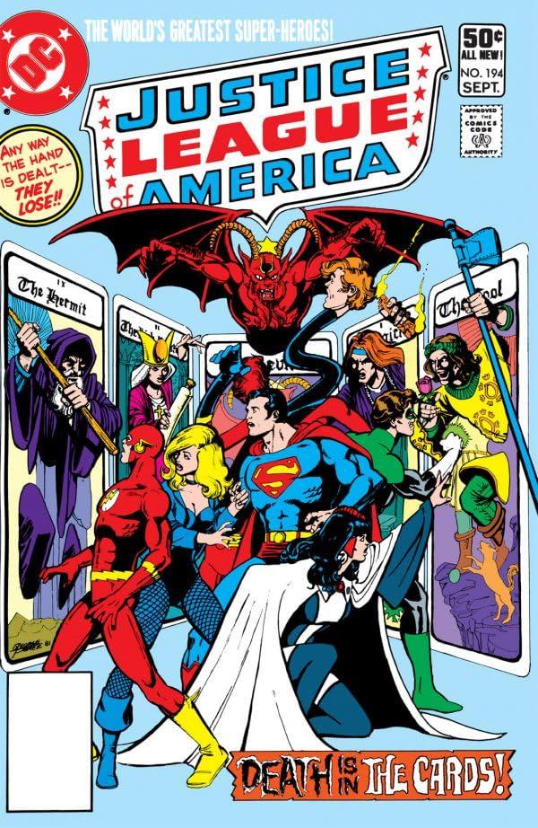 Justice League of America (1960-1987) #194