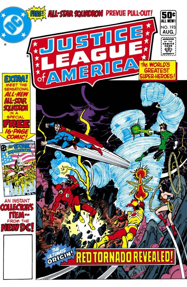 Justice League of America (1960-1987) #193