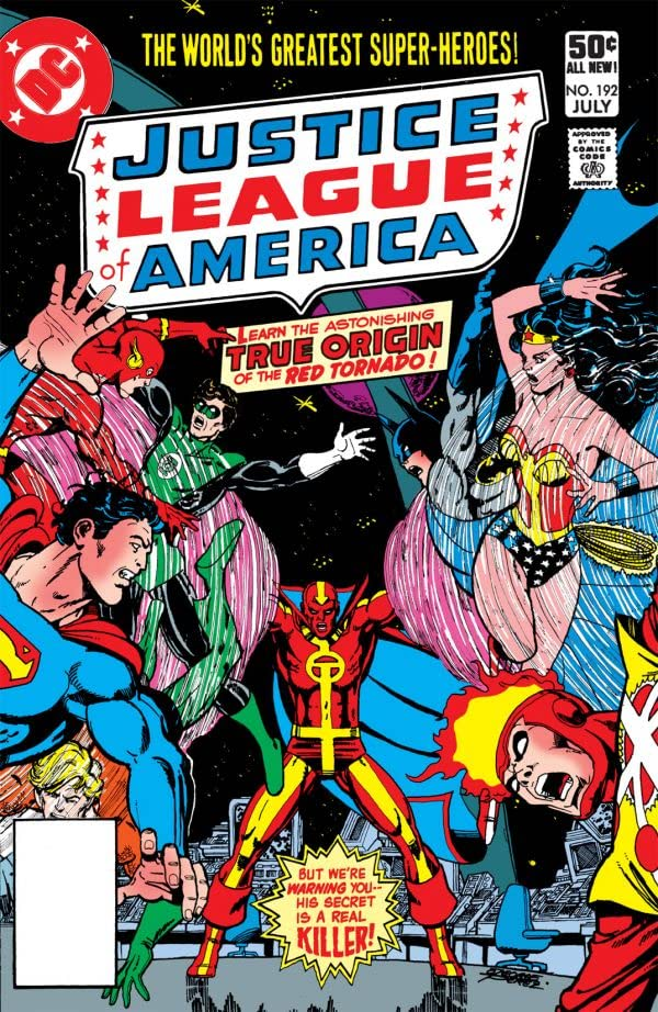 Justice League of America (1960-1987) #192