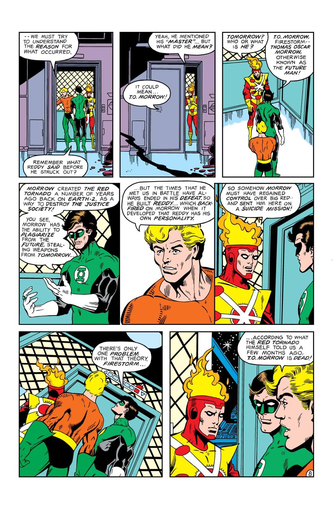 Justice League of America (1960-1987) #192