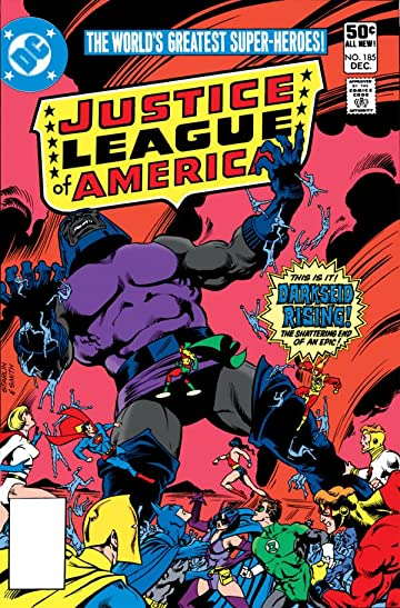 Justice League of America (1960-1987) #185
