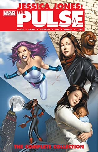 Jessica Jones: The Pulse - The Complete Collection