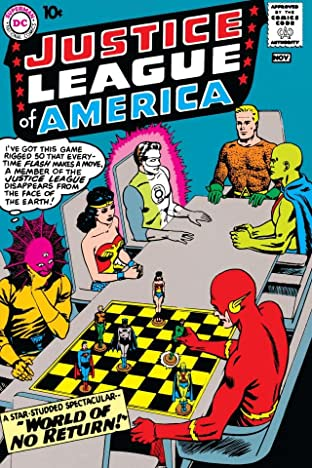 Justice League of America (1960-1987) No.1
