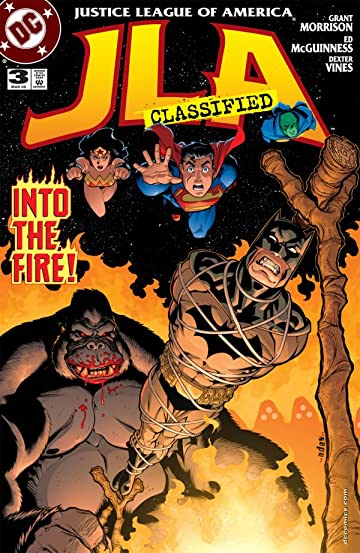 JLA: Classified #3