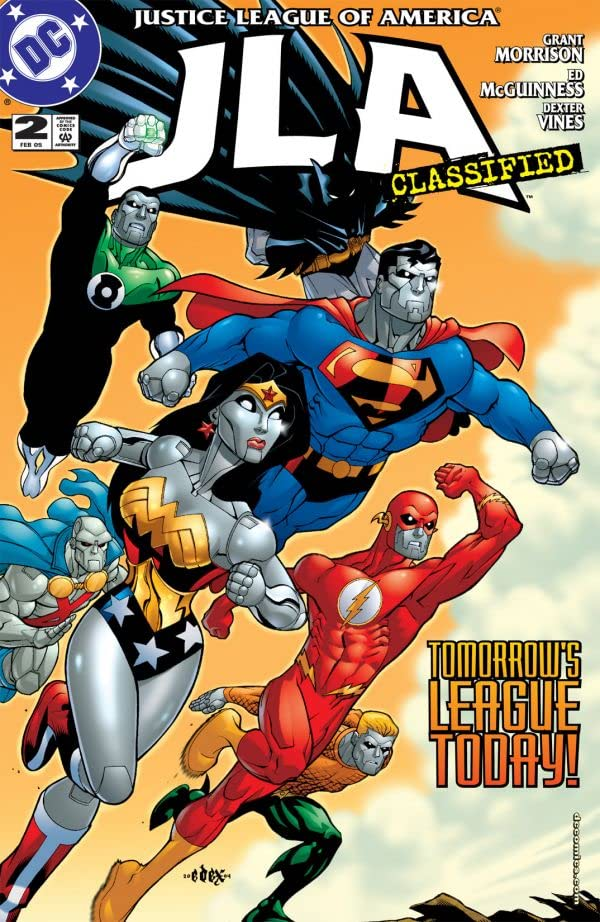 JLA: Classified #2