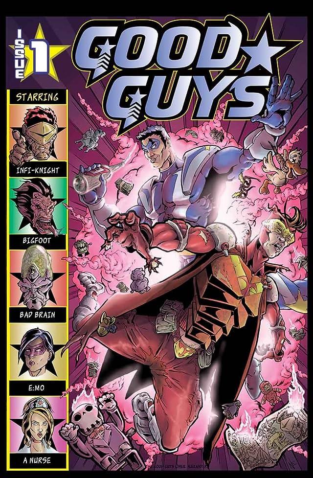 Good Guys #1