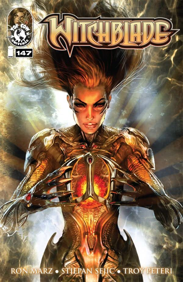 Witchblade #147