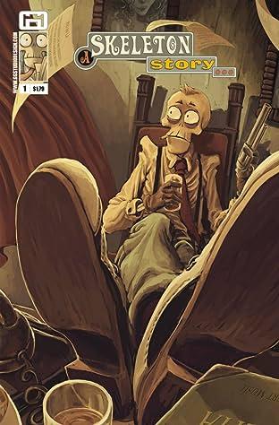 A Skeleton Story #1