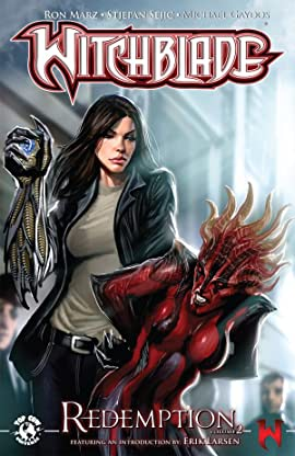 Witchblade: Redemption Vol. 2