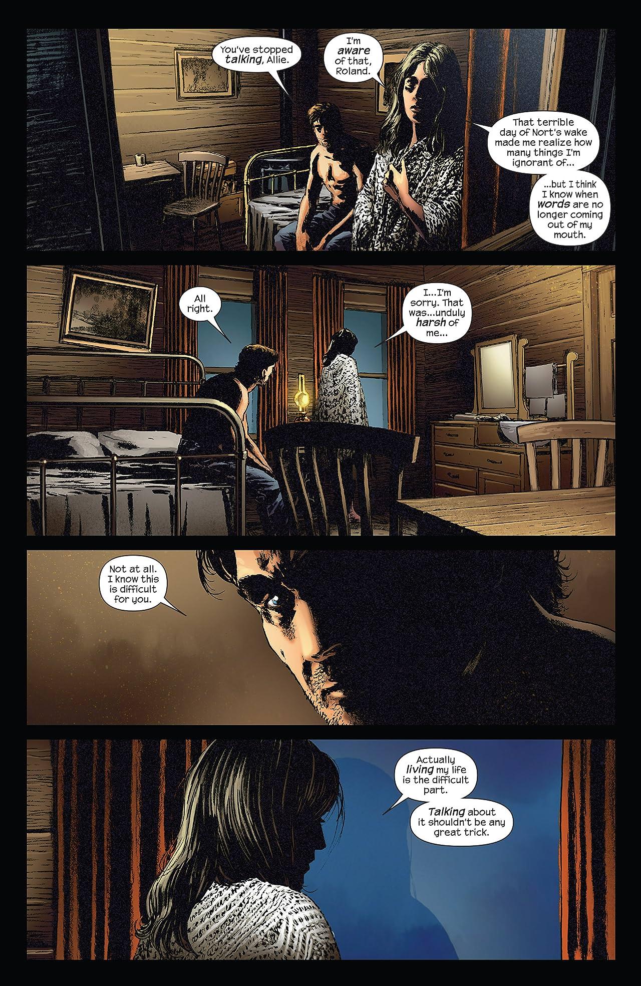 Dark Tower: The Gunslinger - The Battle of Tull #3 (of 5)
