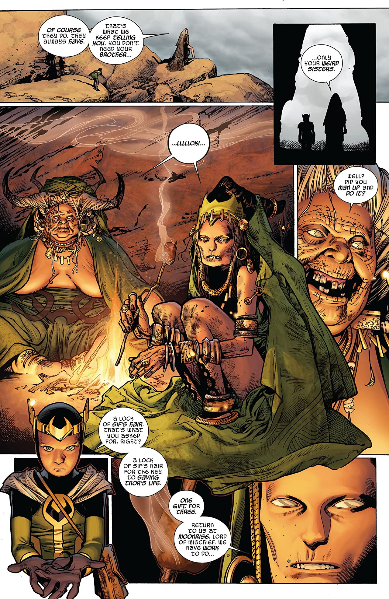The Mighty Thor (2011-2012) #4