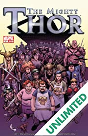 The Mighty Thor (2011-2012) #5