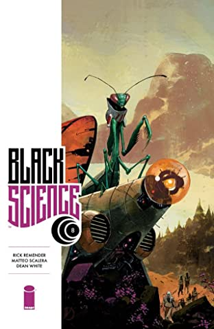 Black Science #8