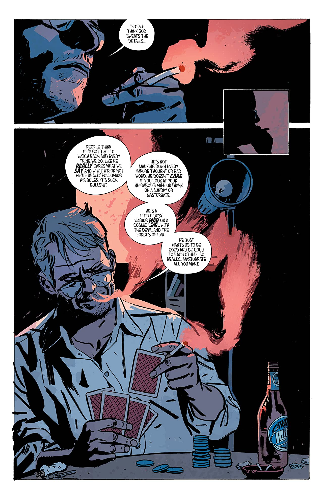 Outcast by Kirkman & Azaceta #3