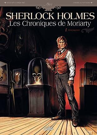 Sherlock Holmes - Les Chroniques de Moriarty Vol. 1: Renaissance