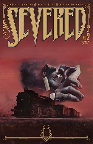 Severed No.2 (sur 7)