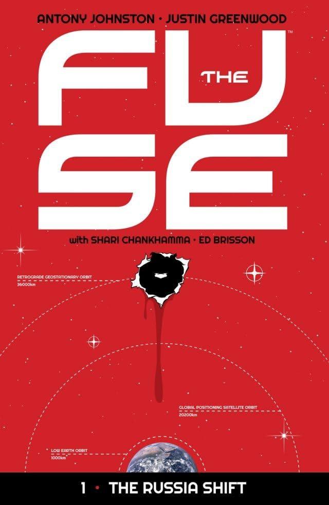The Fuse Tome 1: The Russia Shift