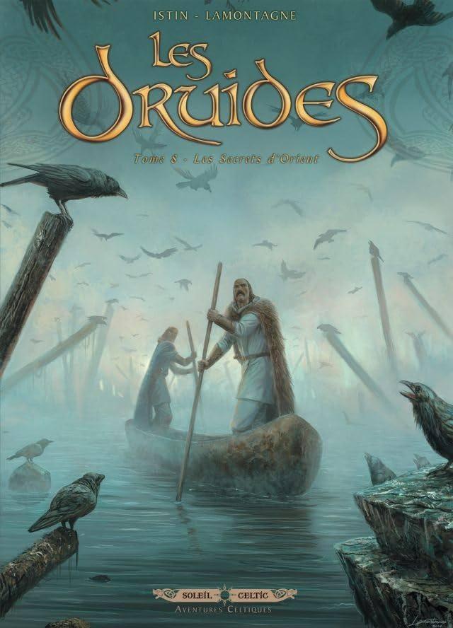 Les Druides Vol. 8: Les Secrets d'Orient