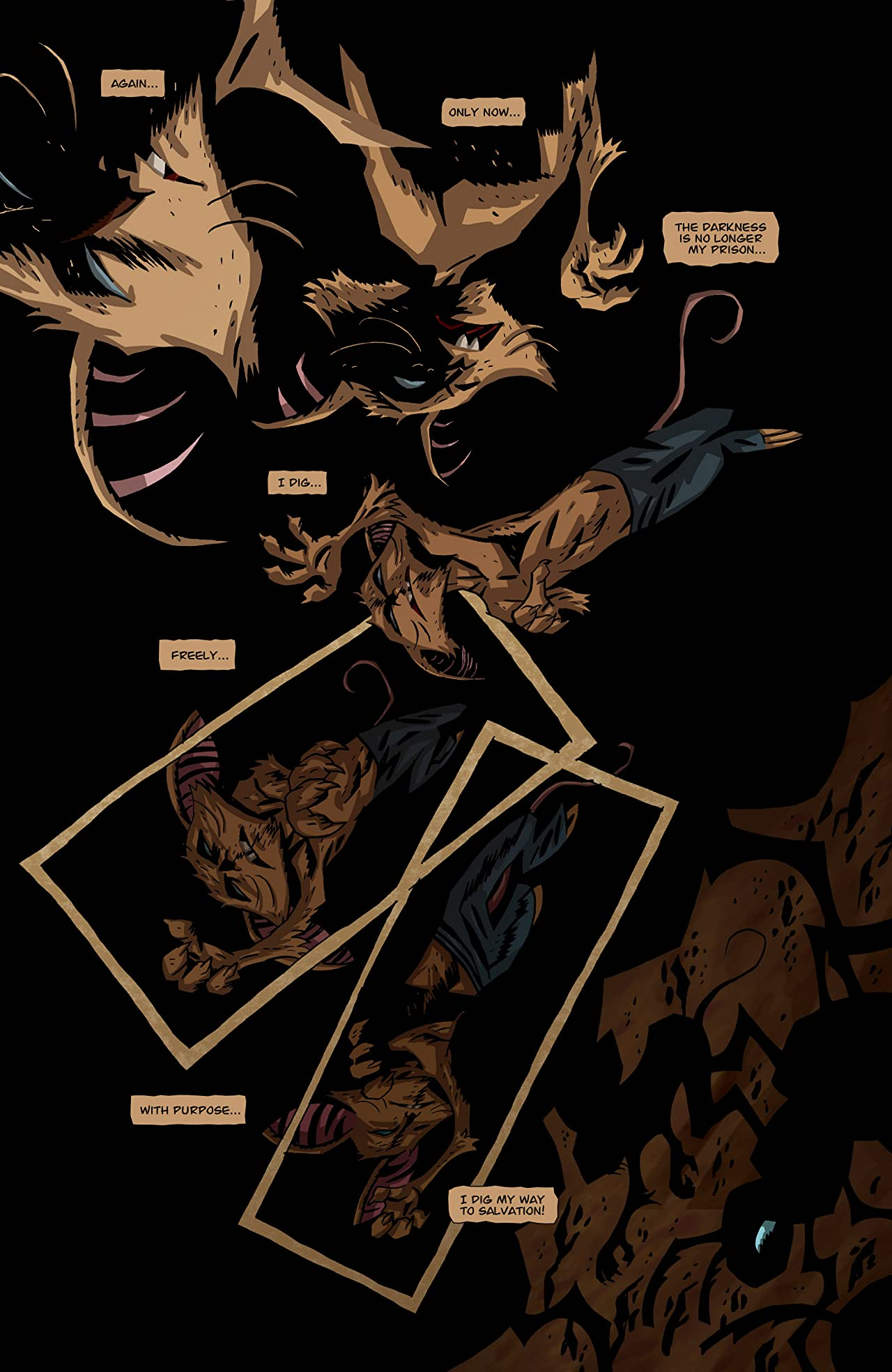 The Mice Templar Vol. 4: Legend #13