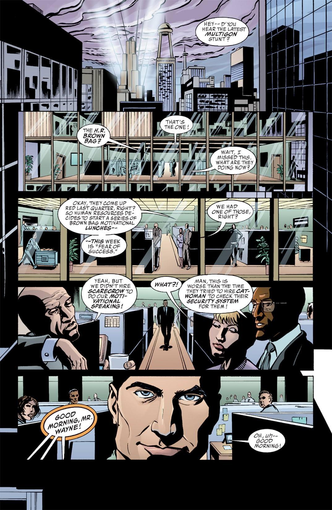 Batman: Gotham Knights #23