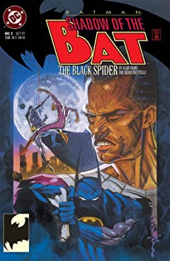 Batman: Shadow of the Bat No.5