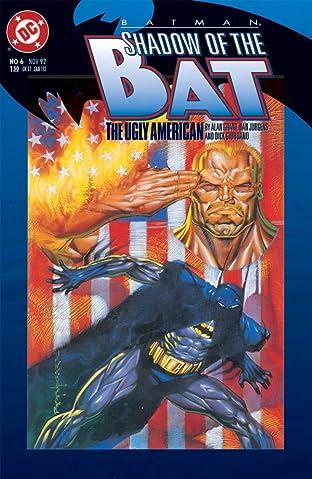 Batman: Shadow of the Bat No.6