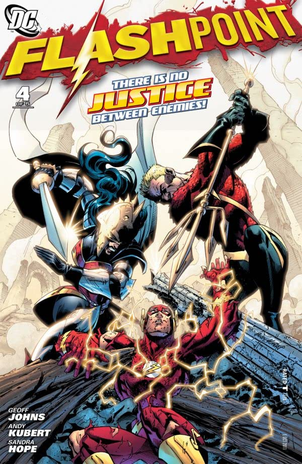 Flashpoint #4 (of 5)