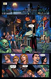 Grimm Fairy Tales Halloween 2014 #6