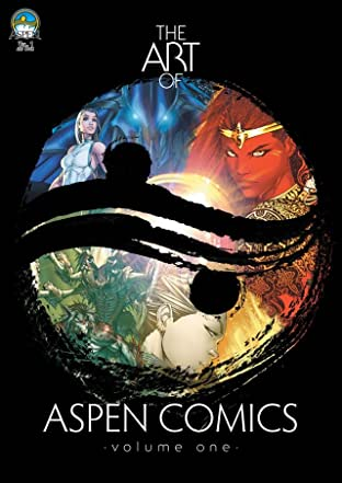 The Art of Aspen Comics Vol. 1